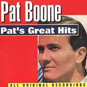 Pat Boone: Pat's Great Hits [Curb]