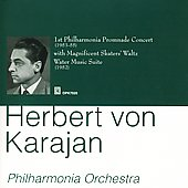Herbert von Karajan conducts the Philharmonia Orchestra