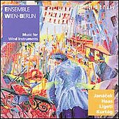 Works for Winds - Janacek, et al / Ensemble Wien-Berlin