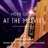 Herb Geller: At the Movies