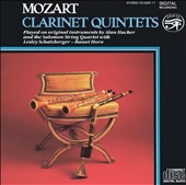 Mozart: Clarinet Quintets