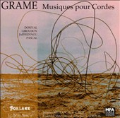 Musiques Pour Cordes