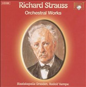 Richard Strauss: Orchestral Works [Box Set]