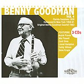 Benny Goodman: Yale University Archives, Vol. 4: 1958 to 1963
