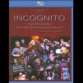 Incognito: Live in London: The 30th Anniversary [DVD/Blu-Ray]