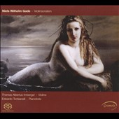 Gade: Violin Sonatas