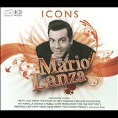 Mario Lanza (Actor/Singer): Icons: Mario Lanza [Box]