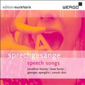Sprechges&#228;nge (Speech Songs)