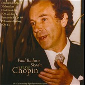 Paul Badura-Skoda Plays Chopin