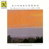 Shenandoah - An American Chorister 1890-1990 / Rutenberg