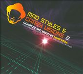 Louie Vega: Mad Styles & Crazy Visions, Vol. 2 [Digipak] *