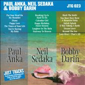 Karaoke: Hits of Paul Anka, Neil Sedaka & Bobby Darin