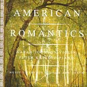 American Romantics - Foote, Beach: Violin Works / Johnson