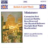 British Light Music Miniatures / Ernest Tomlinson