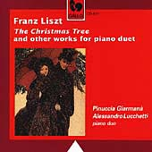 Liszt: The Christmas Tree, etc / Giarmanà, Lucchetti
