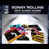 Sonny Rollins: Eight Classic Albums [Box]