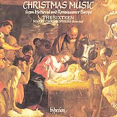 Christmas Music from Medieval & Renaissance Europe / Sixteen