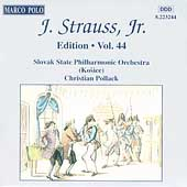 J. Strauss Jr. Edition Vol 44 / Christian Pollack, et al
