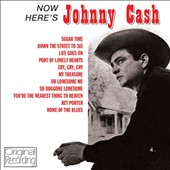 Johnny Cash: Now Here's Johnny Cash