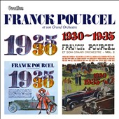 Franck Pourcel/Franck Pourcel & His Orchestra: 1925-1930/1930-1935 *