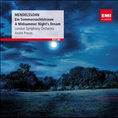 Mendelssohn: A Midsummer Night's Dream / Andr&eacute; Previn