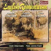 English Romanticism I - Ferguson, et al / Lewis, Filsell