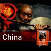 Various Artists: The Rough Guide to the Music of China [Special Edition] [Bonus CD] [Digipak]