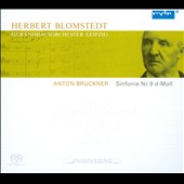 Bruckner: Symphonie No. 9 / Blomstedt, Gewandhaus Orchestra Leipzig