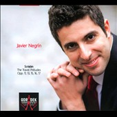 Scriabin: The Travel Préludes Opp 11, 13, 15, 16, 17 / Javier Negrin, piano