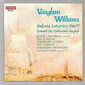 Vaughan Williams: Sinfonia Antarctica, etc / Thomson, LSO