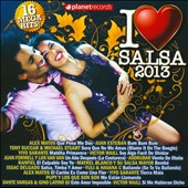 Various Artists: I Love Salsa 2013