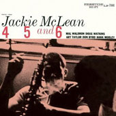 Jackie McLean: 4.5 & 6 [Remastered]