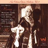 New Orleans Opera Archives Vol 9 - Massenet: Manon