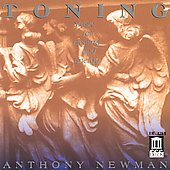 Toning - Music for Healing and Energy / Anthony Newman