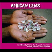 Various Artists: African Gems [Digipak]