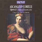 Corelli: Sonate da Camera Op 2 / Marcante, Il Ruggiero