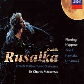 Dvor&#225;k: Rusalka / Mackerras, Fleming, Heppner, et al