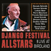 Django Festival Allstars: Live at Birdland & More