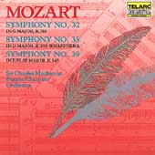 Classics - Mozart: Symphonies 32, 35 & 39 / Mackerras