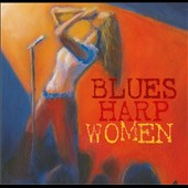 Various Artists: Blues Harp Women