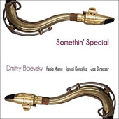 Dmitry Baevsky: Somethin Special