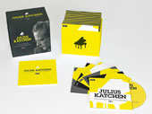 Julius Katchen: The Complete Decca Recordings - Works by Mozart, Beethoven, Schubert, Chopin, Gamba, Liszt, and many more / Julius Katchen, piano; various artists [35 CDs}