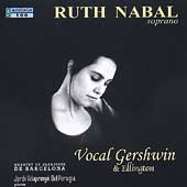 Vocal Gershwin and Ellington / Nabal, Vilapriny&oacute;, et al