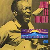 John Lee Hooker: Mississippi River Delta Blues