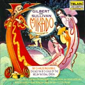 Gilbert and Sullivan: Mikado /Mackerras, Rolfe-Johnson et al
