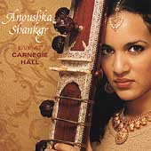 Anoushka Shankar: Live at Carnegie Hall