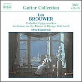 Guitar Collection - Brouwer / Elena Papandreou