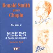 Ronald Smith plays Chopin Vol 2