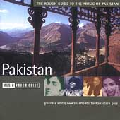 Various Artists: The Rough Guide to the Music of Pakistan