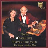 Dvorak, Brahms, Grieg: Dances / Kipnis-Kushner Duo